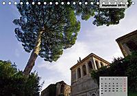 Rom, Blickpunkte der ewigen Stadt.AT-Version (Tischkalender 2019 DIN A5 quer) - Produktdetailbild 9