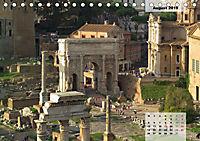Rom, Blickpunkte der ewigen Stadt.AT-Version (Tischkalender 2019 DIN A5 quer) - Produktdetailbild 8