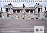 Rom, Blickpunkte der ewigen Stadt.AT-Version (Tischkalender 2019 DIN A5 quer) - Produktdetailbild 1