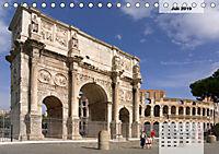 Rom, Blickpunkte der ewigen Stadt.AT-Version (Tischkalender 2019 DIN A5 quer) - Produktdetailbild 7