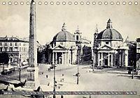 Rom: die Stadt in historischen Bildern (Tischkalender 2019 DIN A5 quer) - Produktdetailbild 7