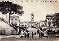Rom: die Stadt in historischen Bildern (Tischkalender 2019 DIN A5 quer) - Produktdetailbild 1