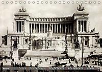 Rom: die Stadt in historischen Bildern (Tischkalender 2019 DIN A5 quer) - Produktdetailbild 5