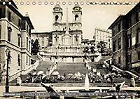 Rom: die Stadt in historischen Bildern (Tischkalender 2019 DIN A5 quer) - Produktdetailbild 9