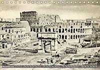 Rom: die Stadt in historischen Bildern (Tischkalender 2019 DIN A5 quer) - Produktdetailbild 11