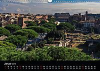 Rom - Impressionen aus der Stadt am Tiber (Wandkalender 2019 DIN A3 quer) - Produktdetailbild 1
