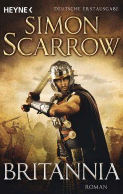 Rom-Serie: Britannia, Simon Scarrow