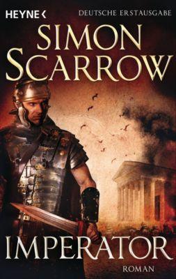 Rom-Serie: Imperator, Simon Scarrow