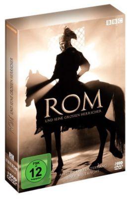 Rom und seine großen Herrscher, James Wood, Nick Murphy