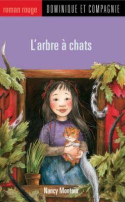 Roman rouge: L'arbre à chats, Nancy Montour