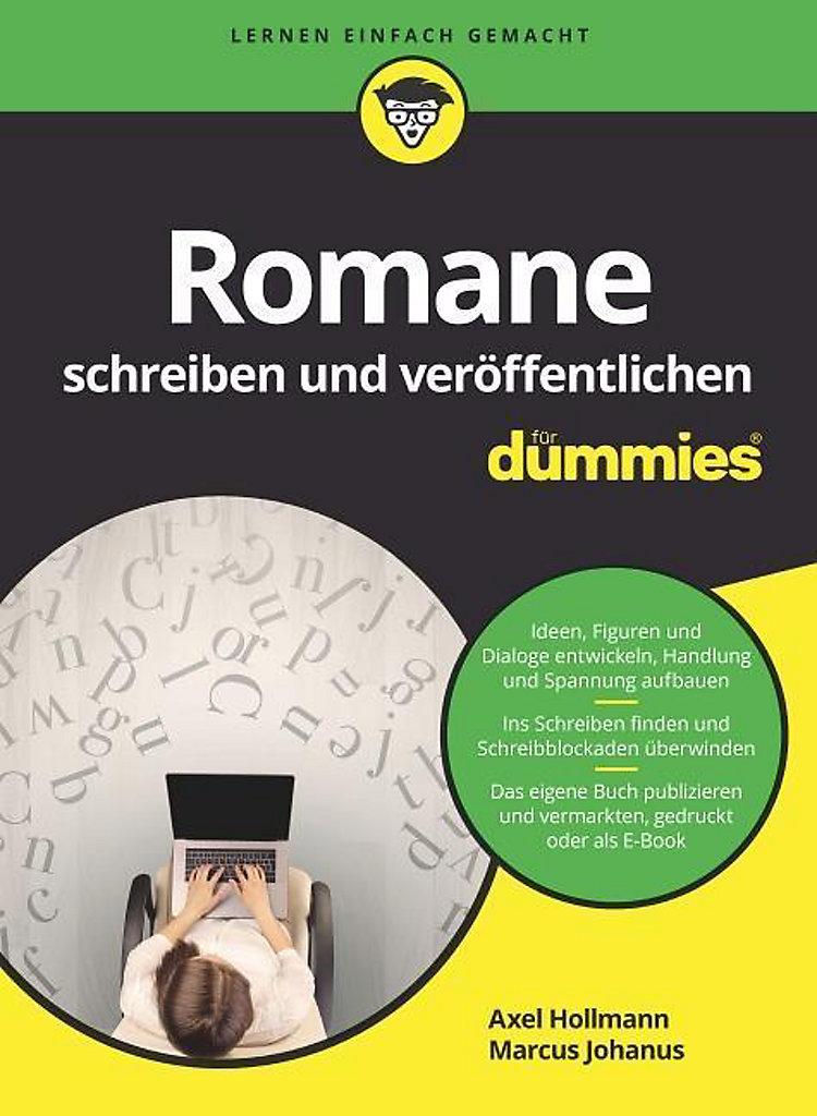 Romane Schreiben Und Veröffentlichen Für Dummies Buch