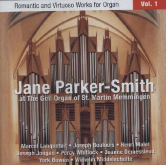 Romantic And Virtuoso Works For Organ, Various