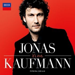Romantic Arias, Jonas Kaufmann