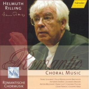 Romantic Choral Music, 8 CDs, Helmuth Rilling