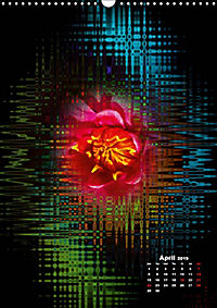 Romantic Floral Dreams (Wall Calendar 2019 DIN A3 Portrait) - Produktdetailbild 4