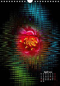 Romantic Floral Dreams (Wall Calendar 2019 DIN A4 Portrait) - Produktdetailbild 4