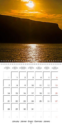 Romantic Marine Vistas (Wall Calendar 2019 300 × 300 mm Square) - Produktdetailbild 1