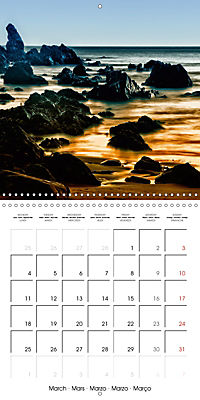 Romantic Marine Vistas (Wall Calendar 2019 300 × 300 mm Square) - Produktdetailbild 3