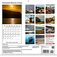 Romantic Marine Vistas (Wall Calendar 2019 300 × 300 mm Square) - Produktdetailbild 13