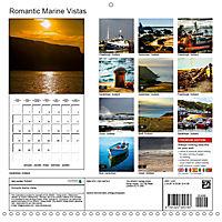 Romantic Marine Vistas (Wall Calendar 2019 300 × 300 mm Square) - Produktdetailbild 13