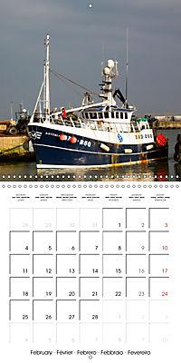 Romantic Marine Vistas (Wall Calendar 2019 300 × 300 mm Square) - Produktdetailbild 2