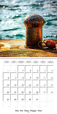 Romantic Marine Vistas (Wall Calendar 2019 300 × 300 mm Square) - Produktdetailbild 5