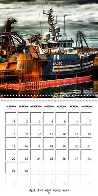 Romantic Marine Vistas (Wall Calendar 2019 300 × 300 mm Square) - Produktdetailbild 4