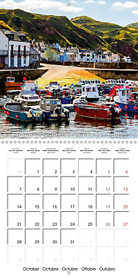 Romantic Marine Vistas (Wall Calendar 2019 300 × 300 mm Square) - Produktdetailbild 10