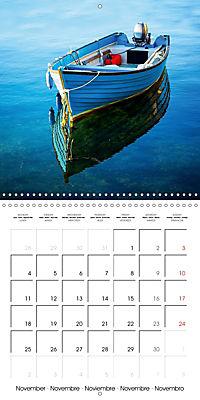 Romantic Marine Vistas (Wall Calendar 2019 300 × 300 mm Square) - Produktdetailbild 11