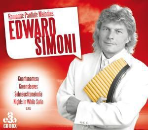 Romantic Panflute Melodies, Edward Simoni