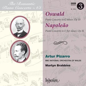 Romantic Piano Concerto Vol.64, Pizarro, Brabbins, Bbc National Orchestra Of Wales
