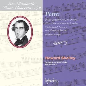 Romantic Piano Concerto Vol.72, Cipriani Potter