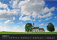 Romantic Places In Bavaria (Wall Calendar 2019 DIN A3 Landscape) - Produktdetailbild 8