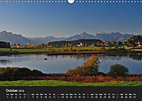 Romantic Places In Bavaria (Wall Calendar 2019 DIN A3 Landscape) - Produktdetailbild 10