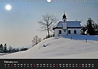 Romantic Places In Bavaria (Wall Calendar 2019 DIN A3 Landscape) - Produktdetailbild 2
