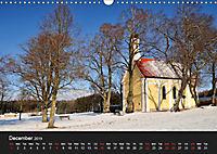 Romantic Places In Bavaria (Wall Calendar 2019 DIN A3 Landscape) - Produktdetailbild 12