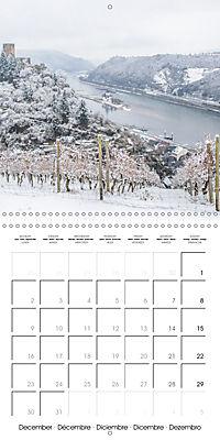 Romantic Rhine from Mainz to Cologne (Wall Calendar 2019 300 × 300 mm Square) - Produktdetailbild 12