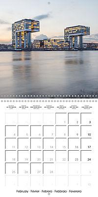 Romantic Rhine from Mainz to Cologne (Wall Calendar 2019 300 × 300 mm Square) - Produktdetailbild 2