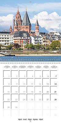 Romantic Rhine from Mainz to Cologne (Wall Calendar 2019 300 × 300 mm Square) - Produktdetailbild 4