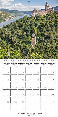 Romantic Rhine from Mainz to Cologne (Wall Calendar 2019 300 × 300 mm Square) - Produktdetailbild 7