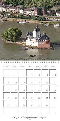 Romantic Rhine from Mainz to Cologne (Wall Calendar 2019 300 × 300 mm Square) - Produktdetailbild 8