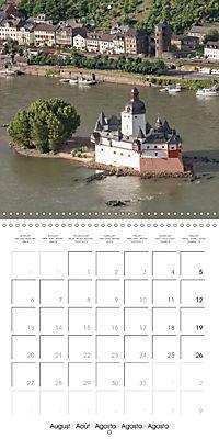 Romantic Rhine from Mainz to Cologne (Wall Calendar 2018 300 × 300 mm Square) - Produktdetailbild 8