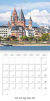 Romantic Rhine from Mainz to Cologne (Wall Calendar 2018 300 × 300 mm Square) - Produktdetailbild 4