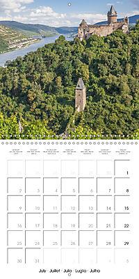 Romantic Rhine from Mainz to Cologne (Wall Calendar 2018 300 × 300 mm Square) - Produktdetailbild 7