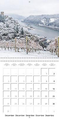 Romantic Rhine from Mainz to Cologne (Wall Calendar 2018 300 × 300 mm Square) - Produktdetailbild 12