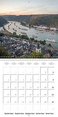 Romantic Rhine from Mainz to Cologne (Wall Calendar 2018 300 × 300 mm Square) - Produktdetailbild 9