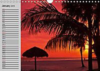 ROMANTIC SUNSETS (Wall Calendar 2019 DIN A4 Landscape) - Produktdetailbild 1