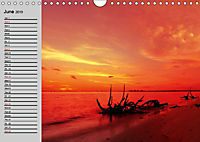 ROMANTIC SUNSETS (Wall Calendar 2019 DIN A4 Landscape) - Produktdetailbild 6