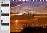 ROMANTIC SUNSETS (Wall Calendar 2019 DIN A4 Landscape) - Produktdetailbild 2