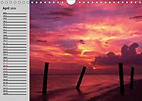 ROMANTIC SUNSETS (Wall Calendar 2019 DIN A4 Landscape) - Produktdetailbild 4